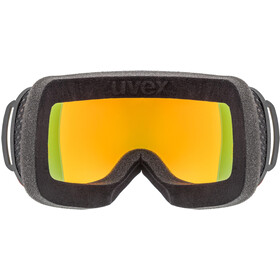 UVEX Downhill 2000 CV Gafas, black mat/colorvision orange storm